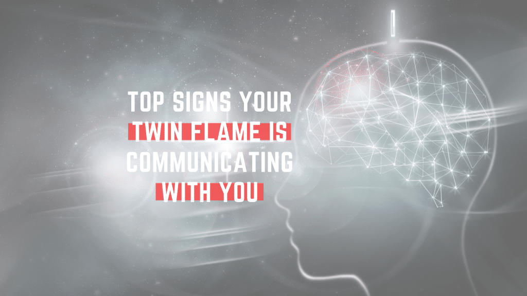 Signs he is your twin flame