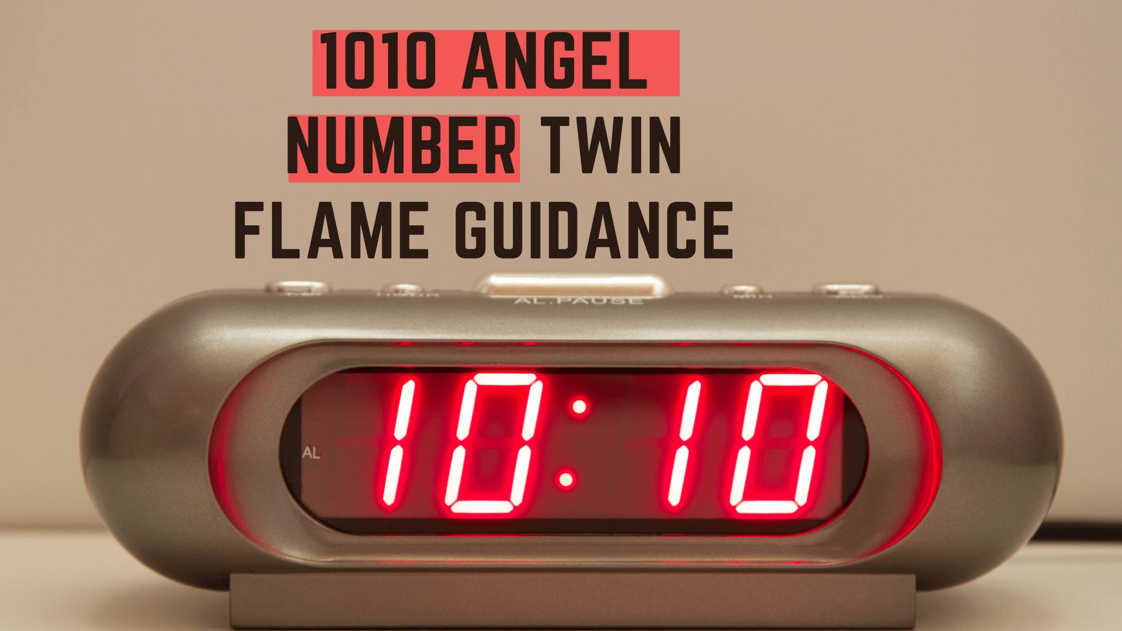 1010 Angel Number Twin Flame