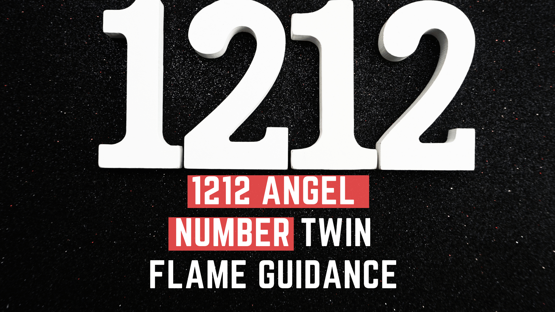 1212 Angel Number Twin Flame