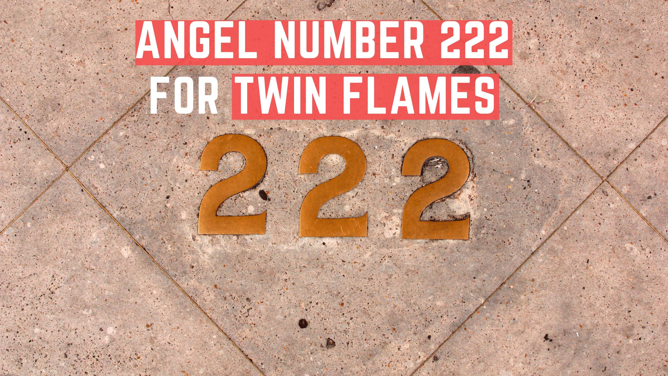 222 twin flame