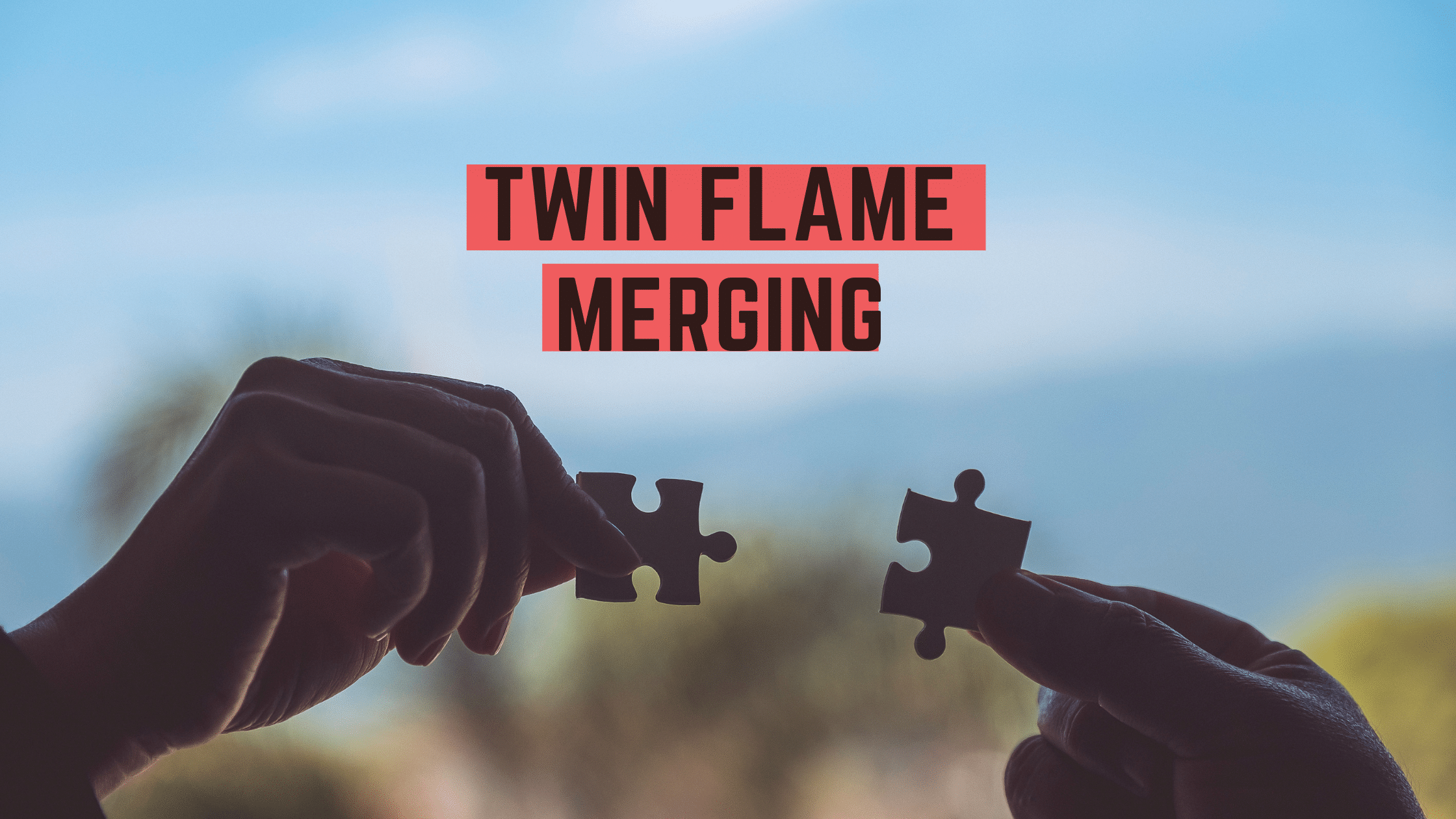Twin Flame Merging