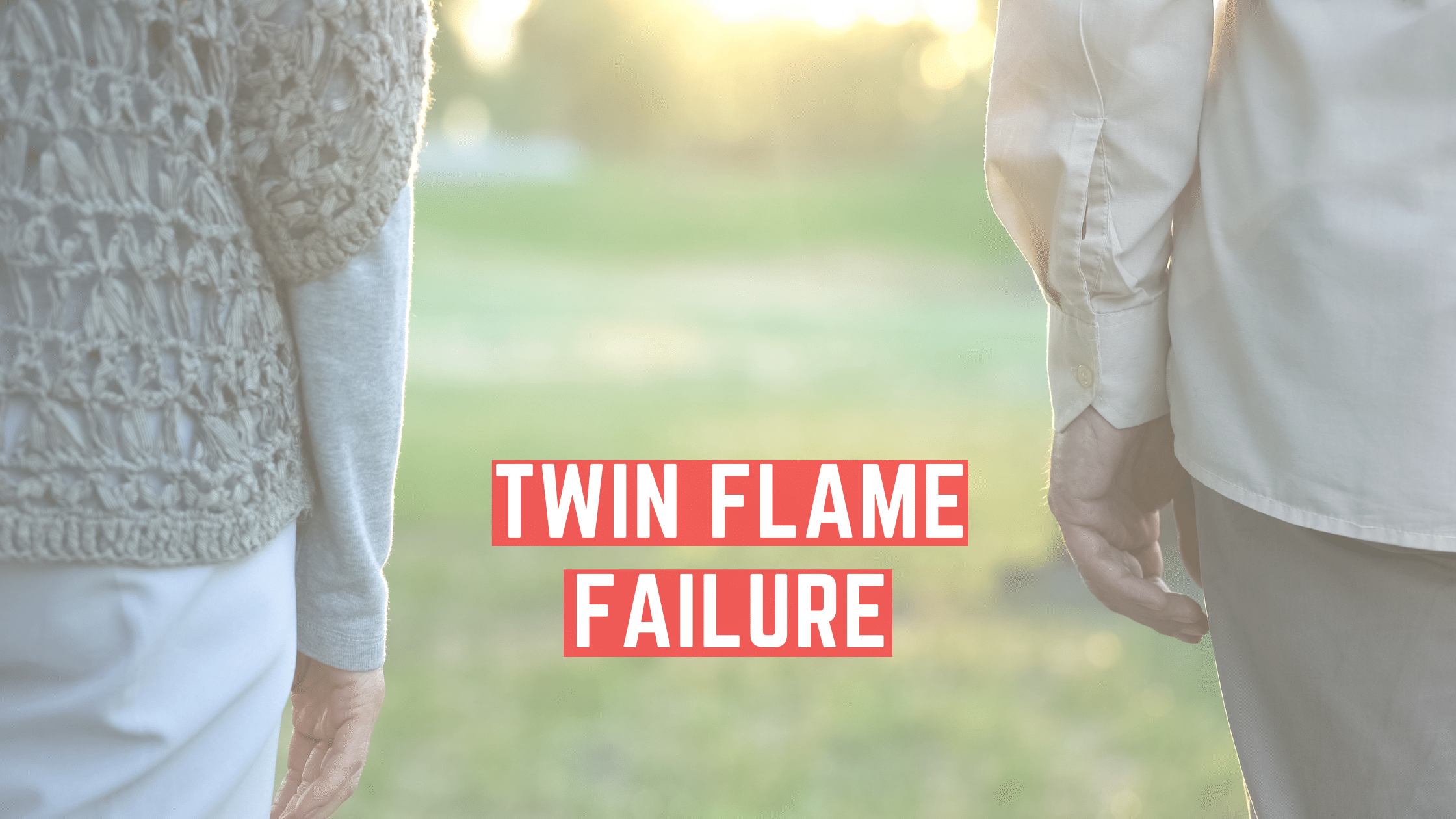 twin flame failure