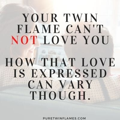 Does Your Twin Flame Love You?