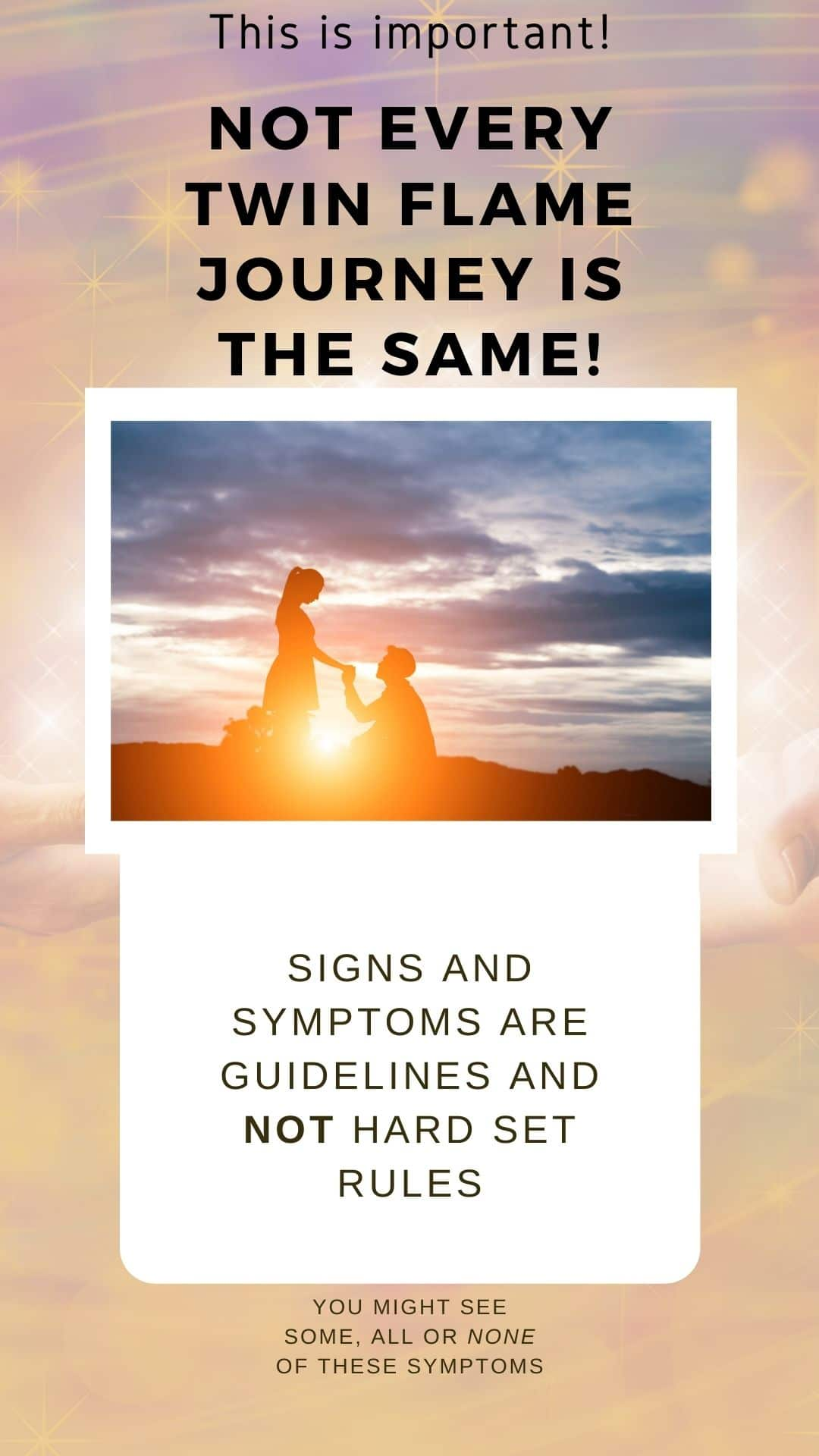 Twin Flames Symptoms Around Each Other Guidelines
