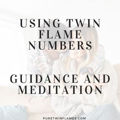 Using twin flame numbers