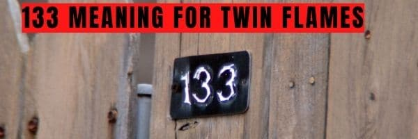 133 Meaning for Twin Flames