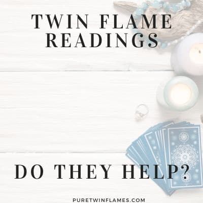 what are twin flame readings?