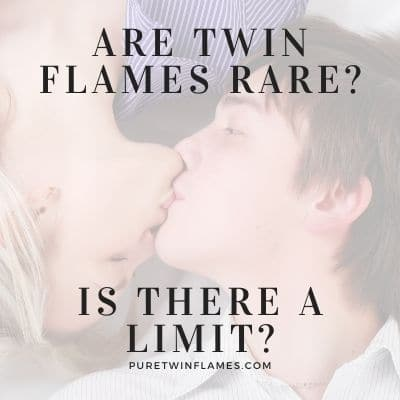 Are Twin Flames Rare?