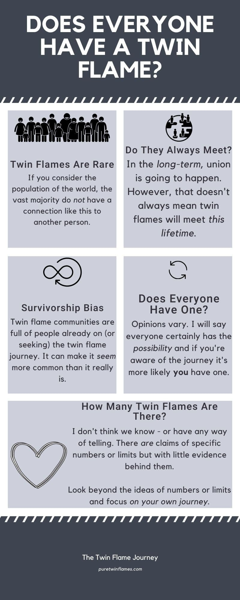 How Many Twin Flames Are There?