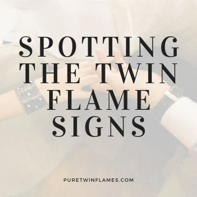 Signs of a Twin Flame