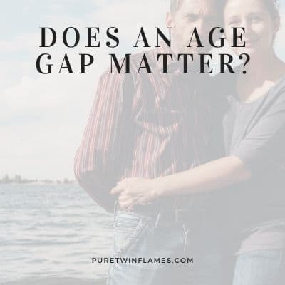 Twin Flame Age Gap