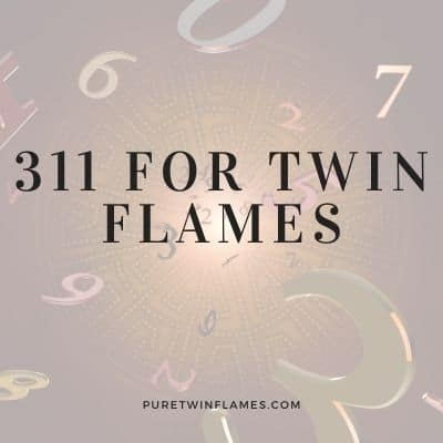 311 meaning for twin flames
