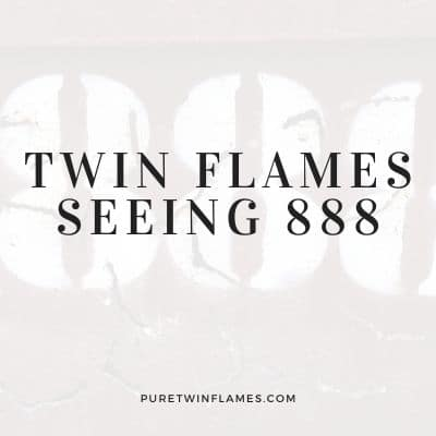 888 for twin flame separation