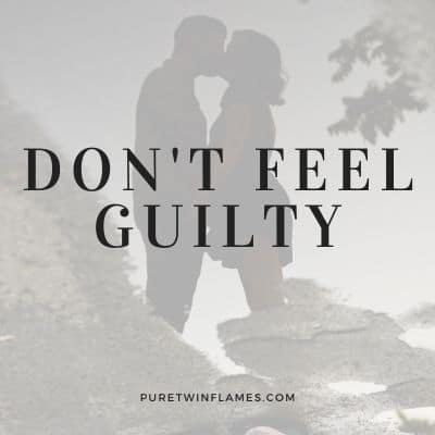 Twin Flame Married Guilt