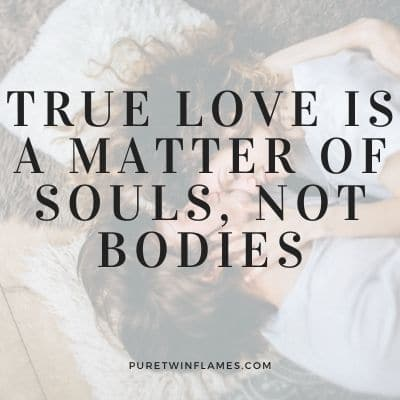 Twin Flame Meaning Quote