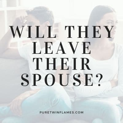 Will Your Twin Flame Leave Their Spouse