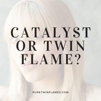 karmic catalyst vs twin flame