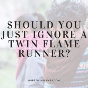Should You Ignore the Twin Flame Runner