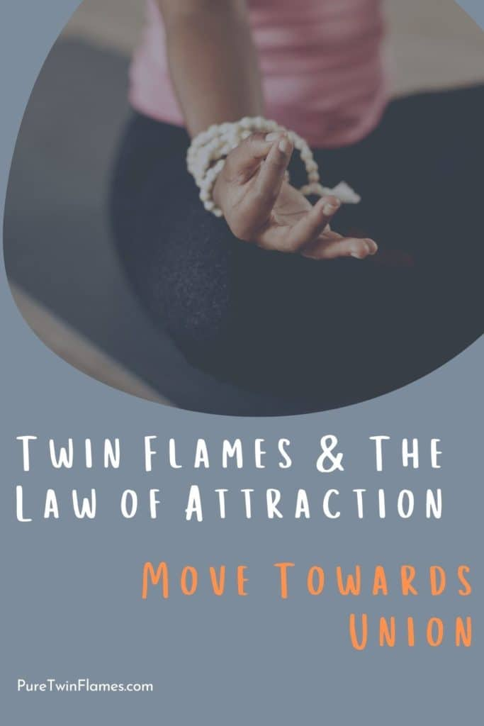 Twin Flame Law of Attraction