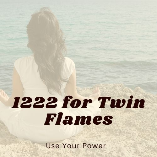 1222 for Twin Flames