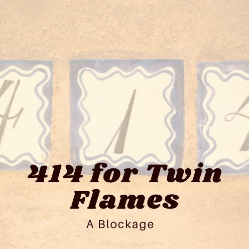 414 for Twin Flames