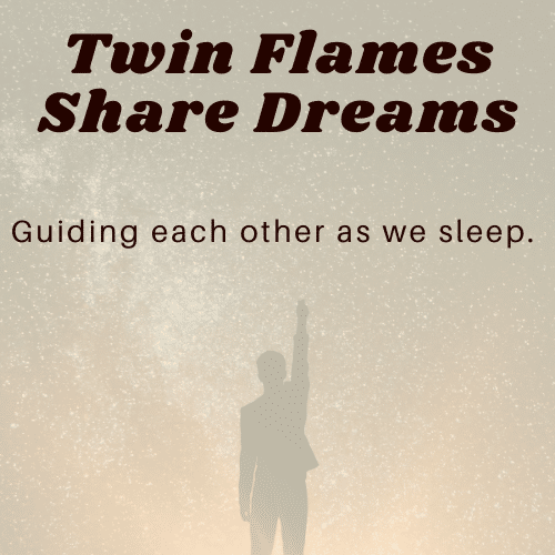 Signs of Your Twin Flame Dreaming About You