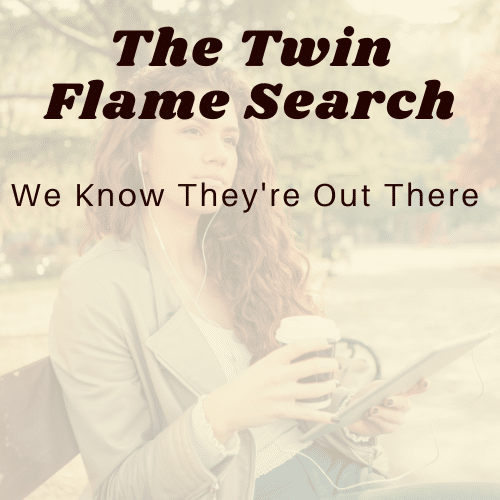 The Search Twin Flame Stage