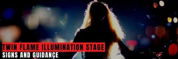 Twin Flame Illumination Stage