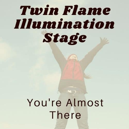 Twin Flame Illumination