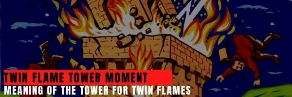 Twin Flame Tower Moment