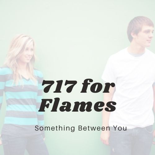 Twin Flames Seeing 717