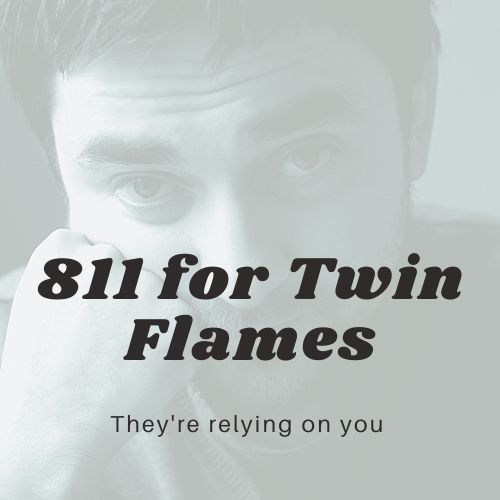 Twin Flames Seeing 811